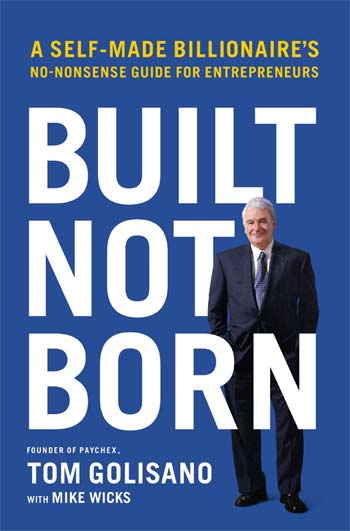 BUILT NOT BORN